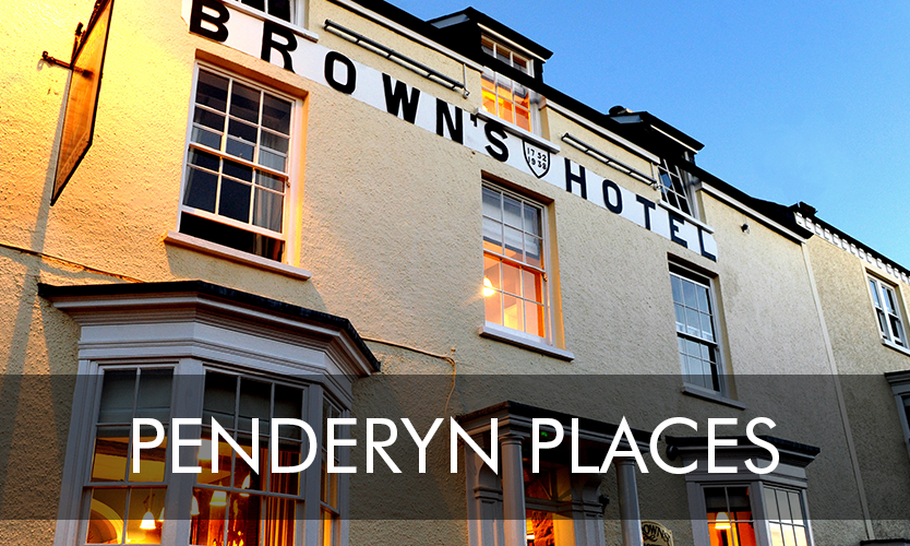 Penderyn Places