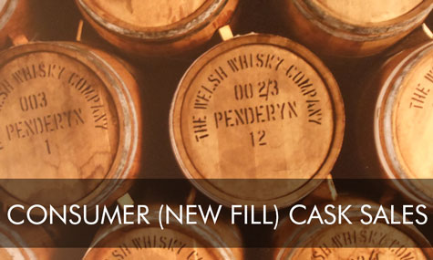 Consumer (New Fill) Cask Sales