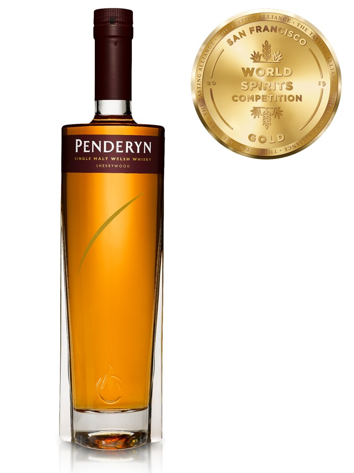 Penderyn Sherrywood San Francisco Gold
